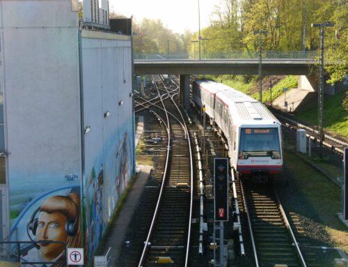 U-Bahn Hamburg, Gleis- und Weichenerneuerung Billstedt