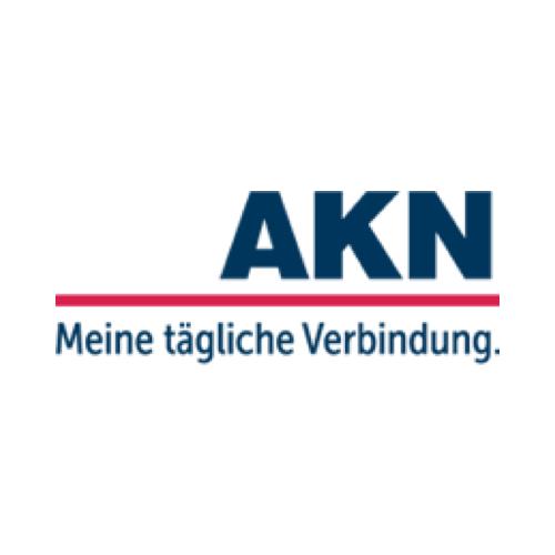 AKN Bahnbau Nord Referenz