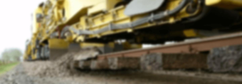 Gleisbau Weichenbau