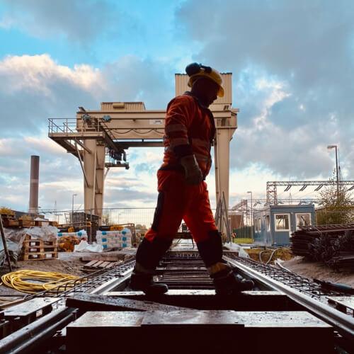 Bahnbau Nord Gleisbau Stellenangebote